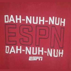 Champion × ESPN graphic t-shirt sz XXL